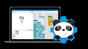 cursurile de probotica pentru copii utilizeaza aplicatia Scratch pentru a programa roboteii